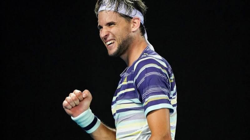Thiem Beats Nadal Goes Through To Ao Semi Finals Teletrader Com