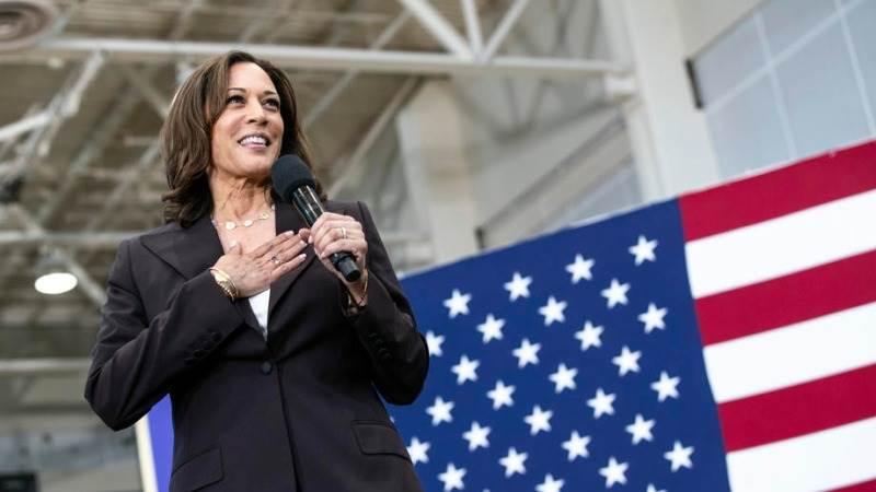 Kamala Harris Endorses Biden For President Teletrader Com