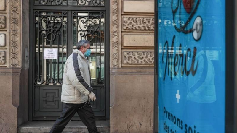 France Reports 753 New Covid 19 Deaths Teletrader Com