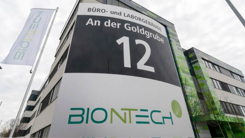 Pfizer Biontech Start First Covid 19 Vaccine Trial In Germany Teletrader Com