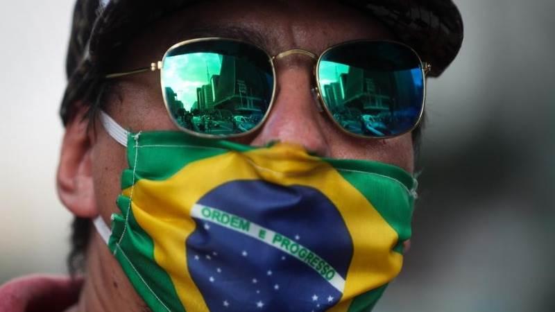 Brazil tops 10,000 coronavirus deaths - TeleTrader.com