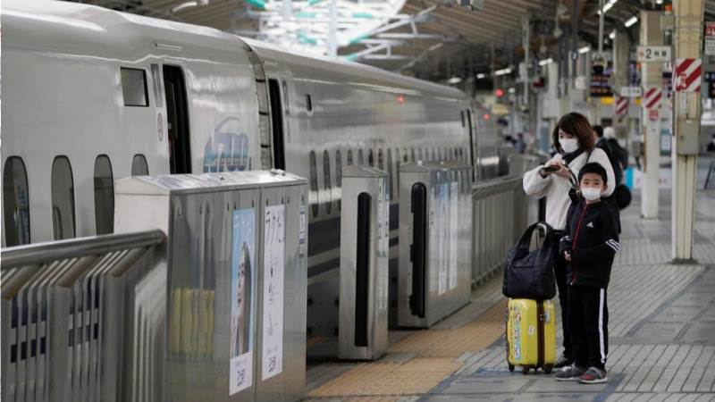 Travel restrictions to japan