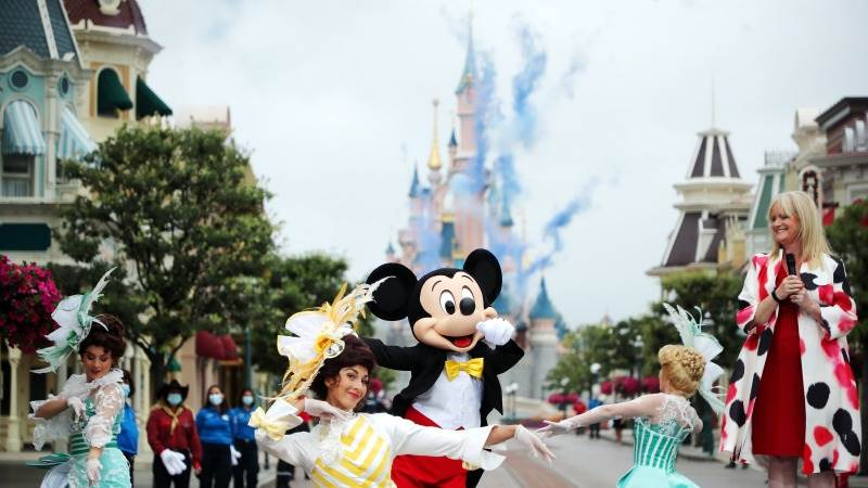 Disneyland Paris Reopens On Limited Capacity Amid Covid 19 Teletrader Com