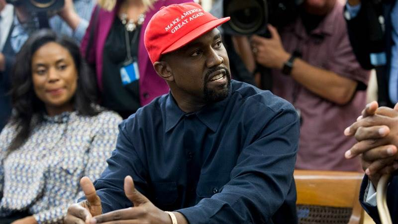 Kanye West Campaign Tool To Steal Biden S Votes House Whip Teletrader Com