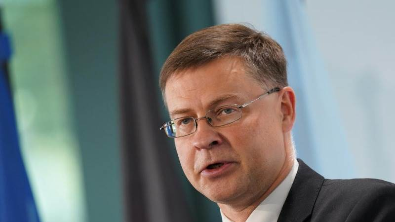 EU digital tax to finance social programs - Dombrovskis