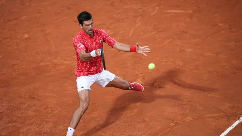 Djokovic Wins Rome Title After Beating Schwartzman Teletrader Com