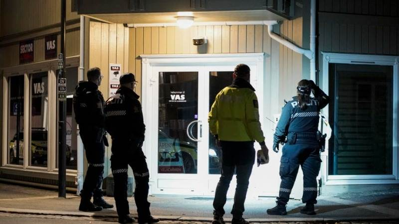Norway bow-and-arrow-attack death toll reaches 5 - TeleTrader.com