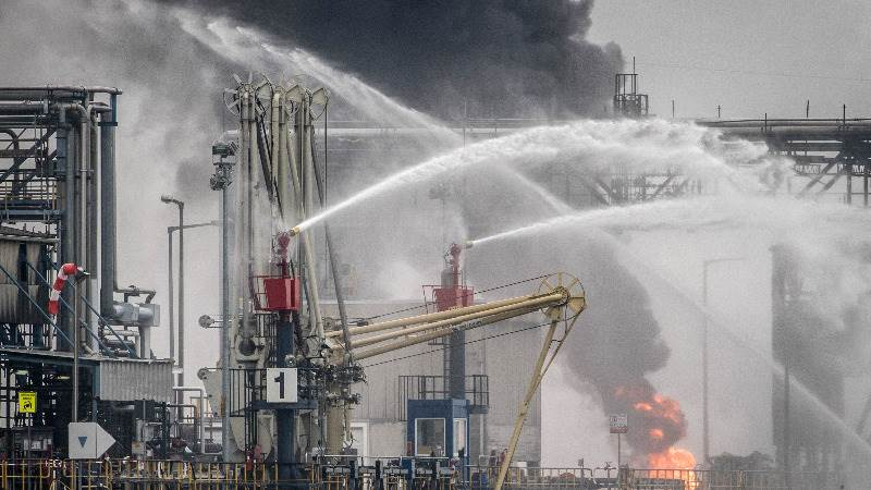 Cause of explosion at BASF remains unknown
