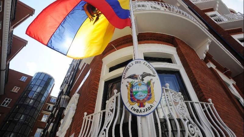 Ecuador admits to cutting-off Assange's internet