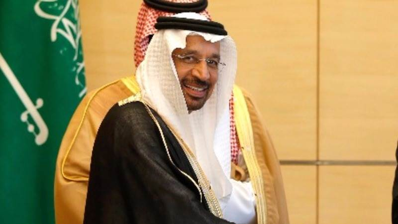 Al-Falih's bullish remarks underpin oil prices