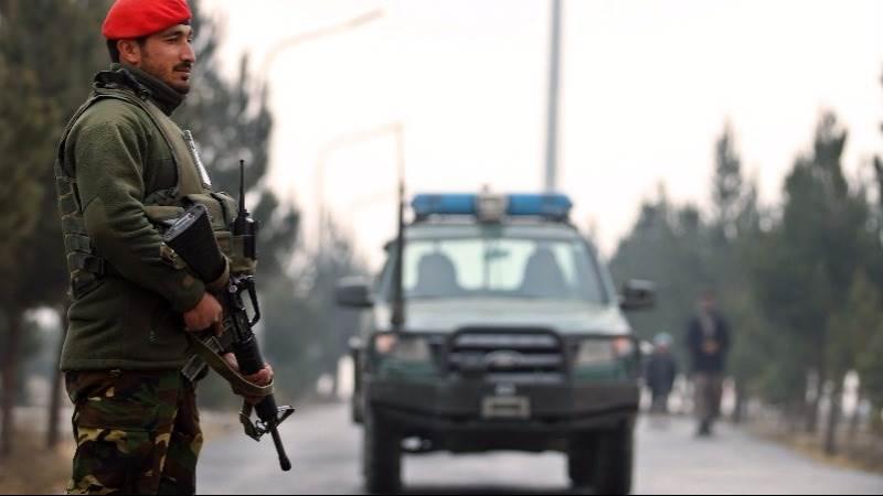 Two Americans killed near NATO Kabul base