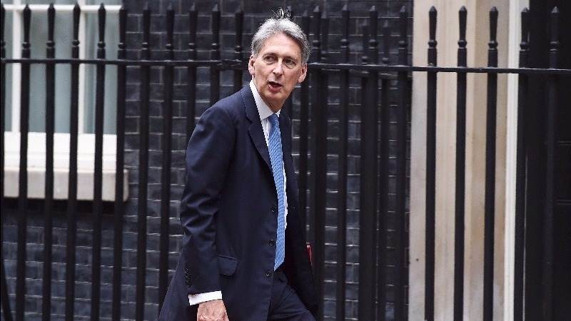 U.K.'s Hammond: BoE to retain independence