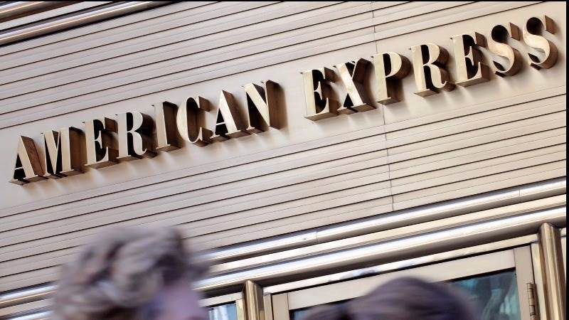 American Express reports EPS of $1.2 in Q3