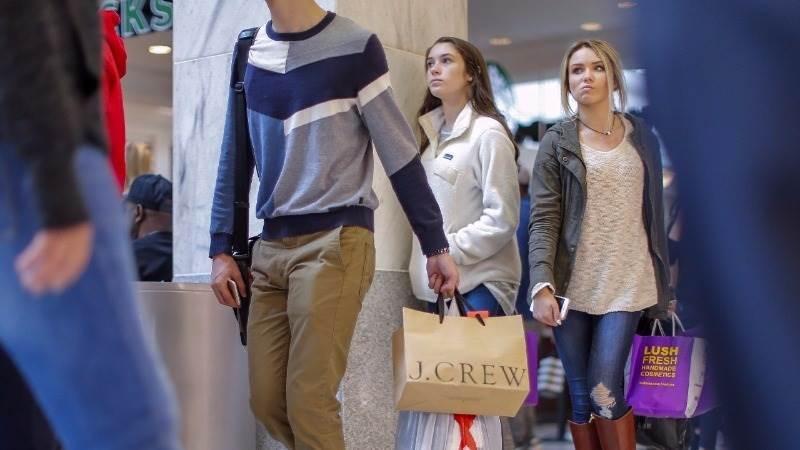 Consumer confidence in U.S. jumps in November
