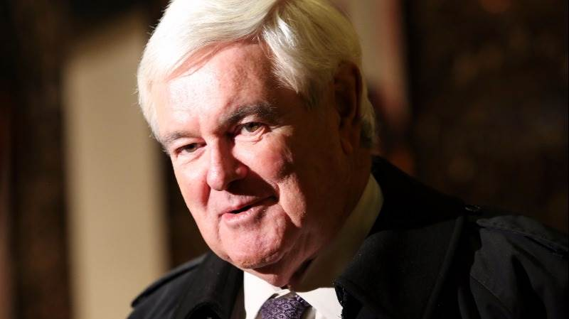 Gingrich: Picking Romney would be outrageous