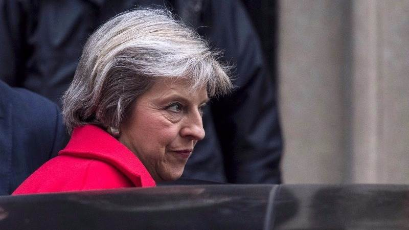 U.K.'s May wants early negotiation of citizenship rights