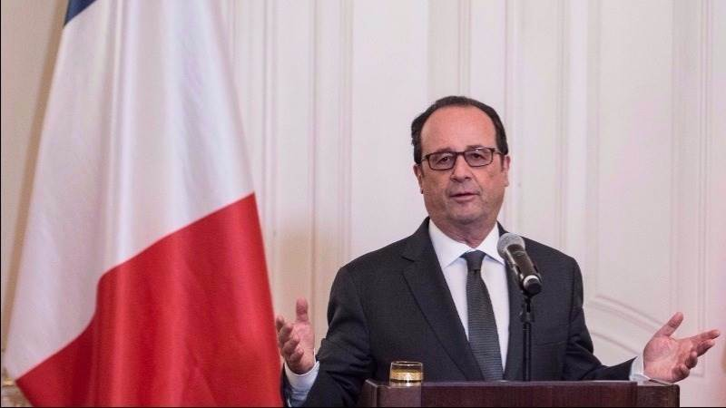 France's Hollande not to seek second term as president