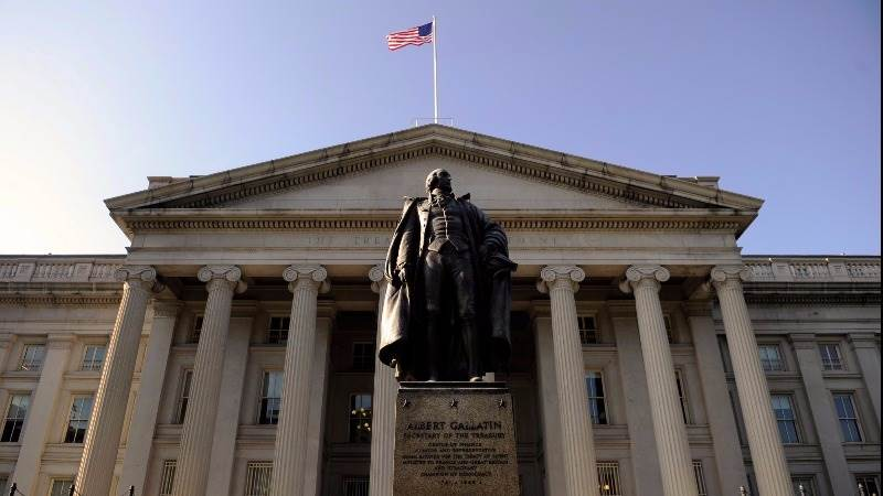 US government bonds rise ahead of Presidents' Day