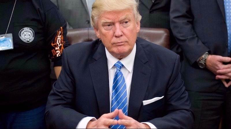 AP: Trump considers mobilizing up to 100,000 troops to enforce immigration