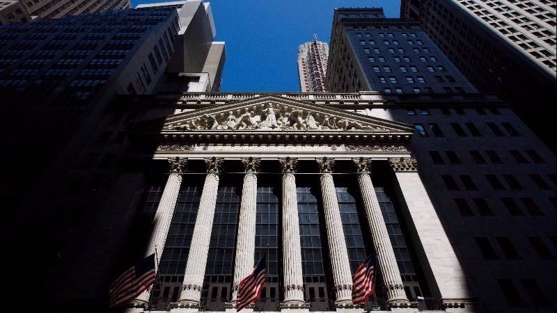 Wall Street opens lower as reflation trade pauses