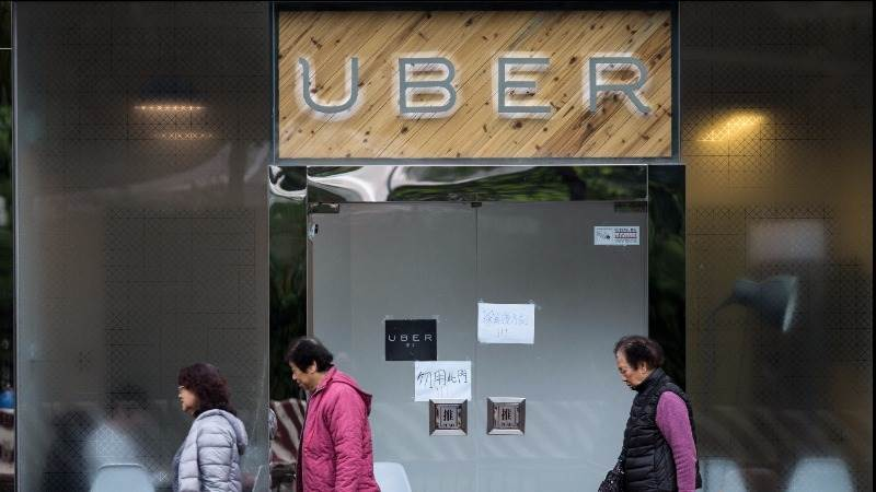 Uber loses president amid controversies