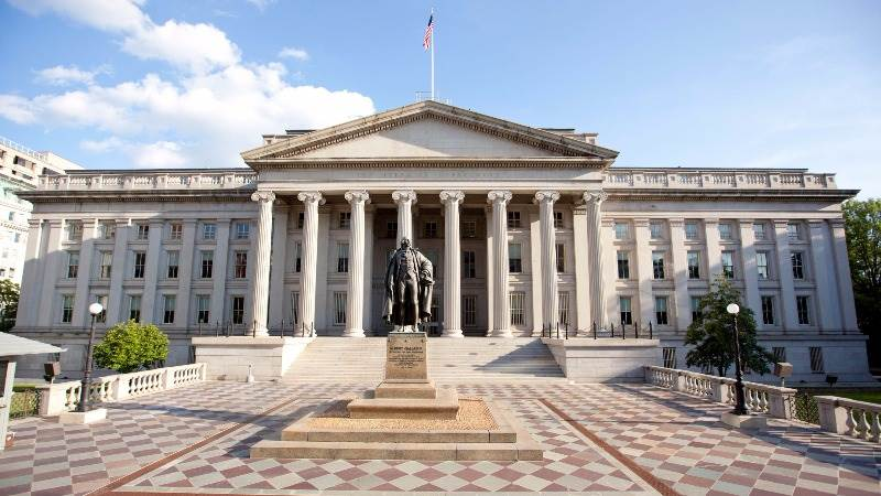 Treasuries mildly higher as investors focus on data