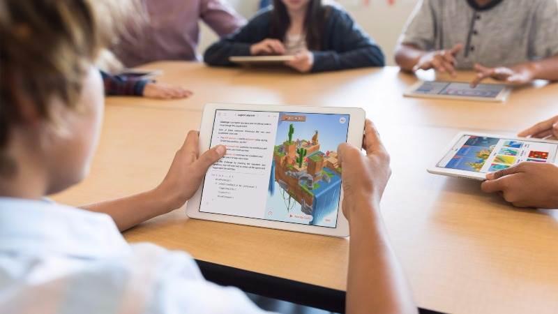 Apple debuts new 9.7-inch iPad at $329
