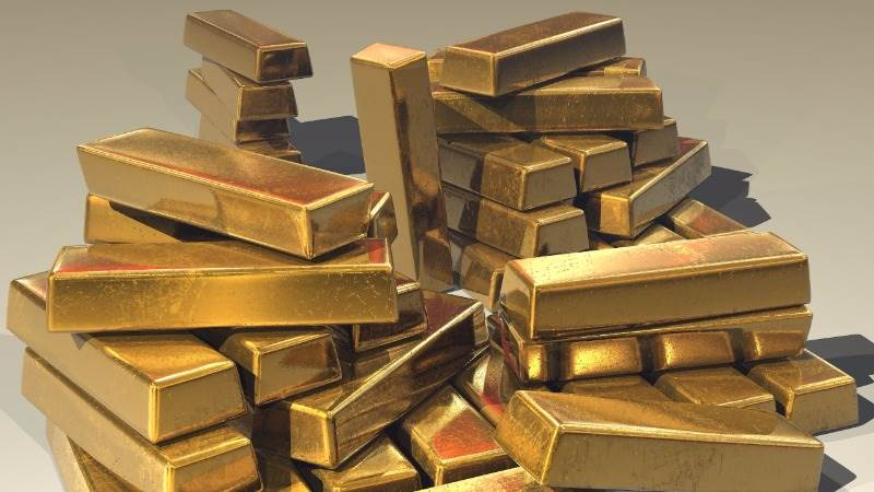 Gold firm as global geopolitical worries continue