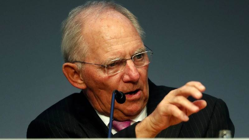Schaeuble: Euro impacted by Brexit, US elections