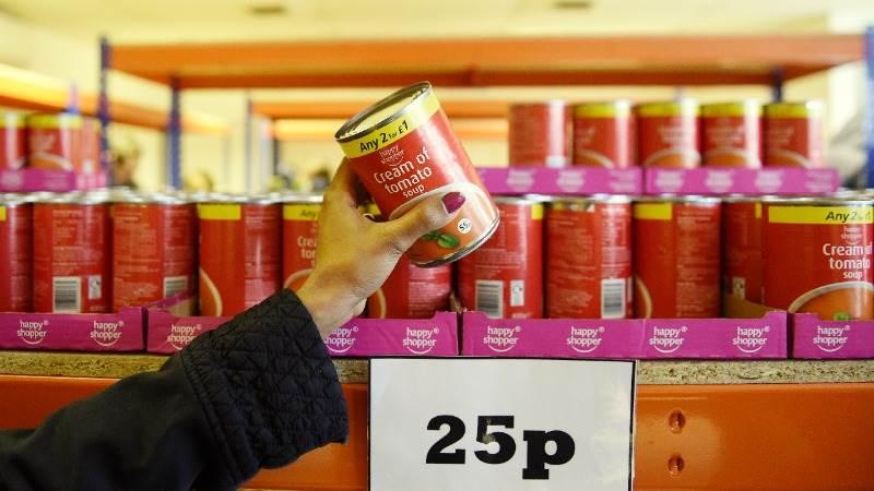 Retail sales in UK drop 1.8% last month