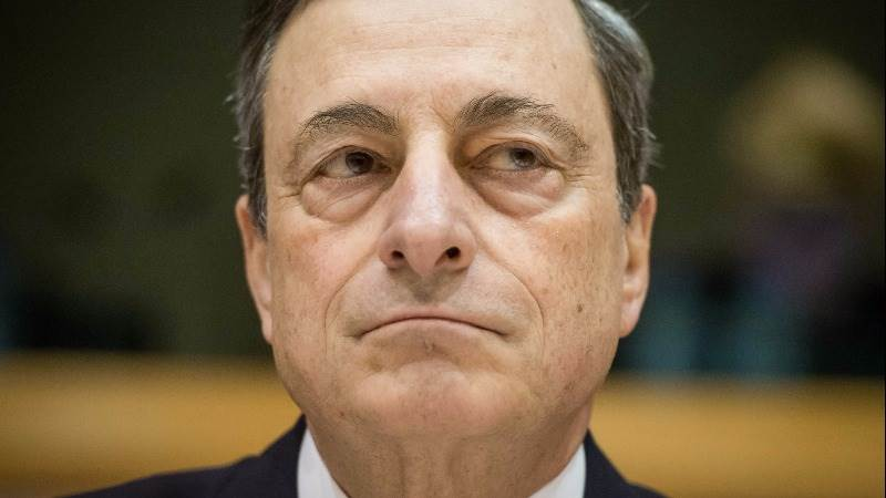 ECB's Draghi: Risks of deflation largely disappeared