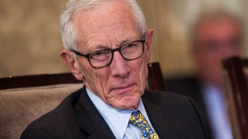 Fed's Fischer still sees three rate hikes this year