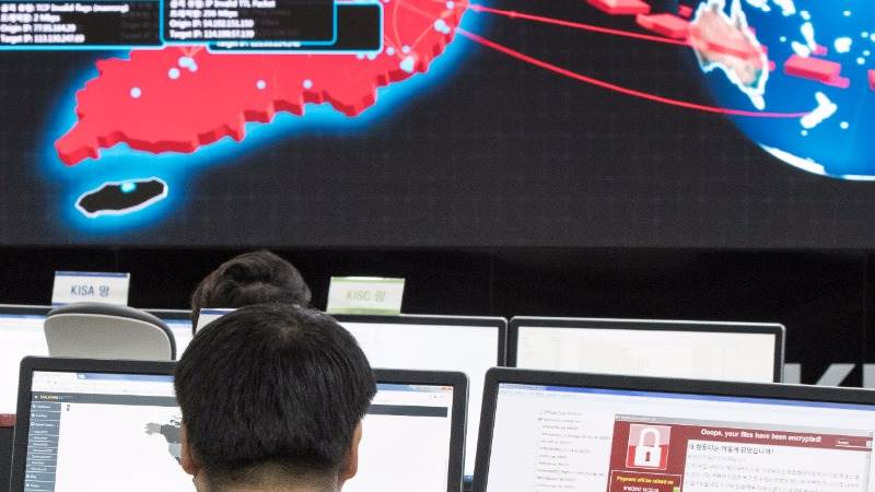 Security firms see N. Korea link to cyber attack