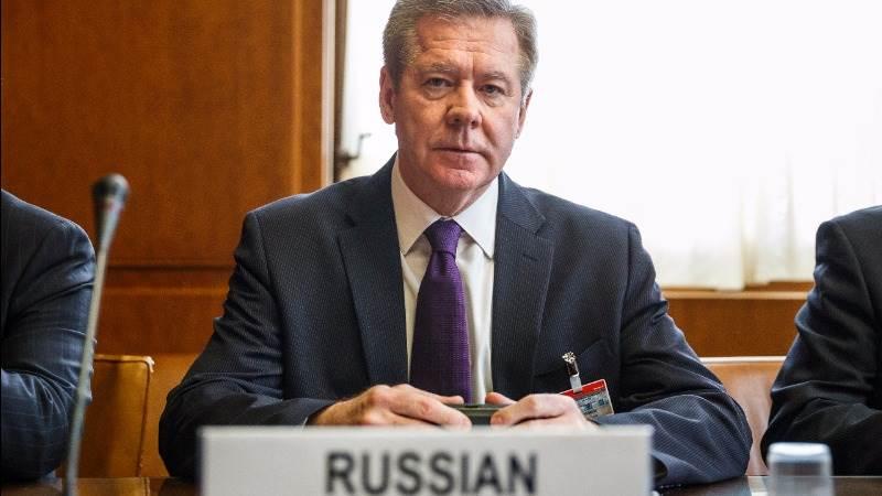 Kremlin: US-led airstrike in Syria 'beyond any limits'