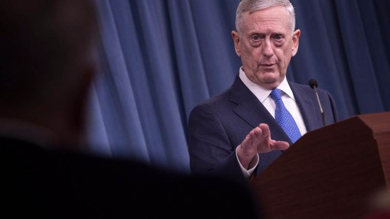 Mattis: Military response to N. Korea threat would be tragic