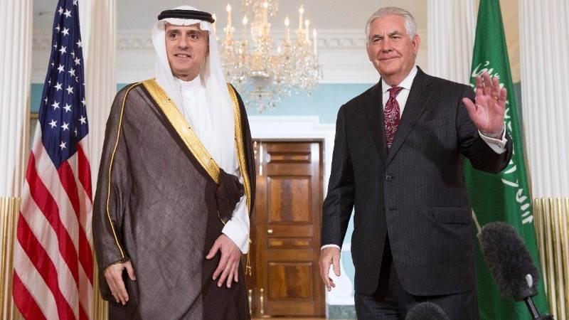 Al-Jubeir: Trump visit very 'productive and historic'