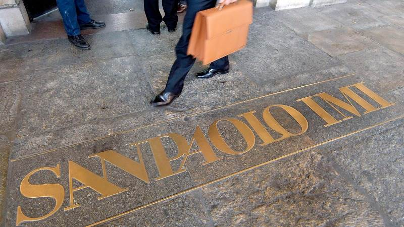 Report: Intesa eyes 'good bank' from Veneto bunch