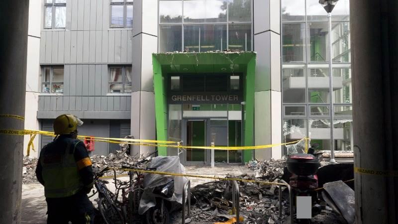 Met Police: 79 dead in Grenfell Tower fire