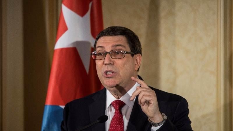 Cuban FM: No returning of fugitives to US