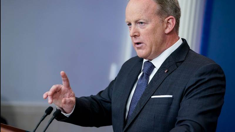 WH: Sean Spicer to take on new role