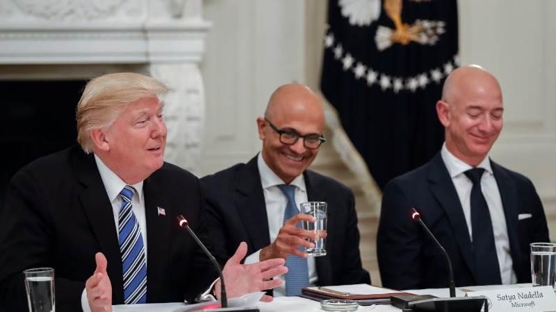 Bezos: US government should embrace AI