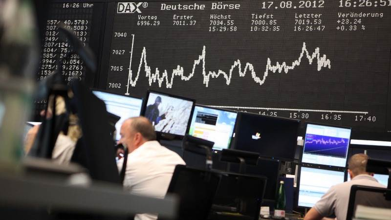 DAX looking at all-time high close