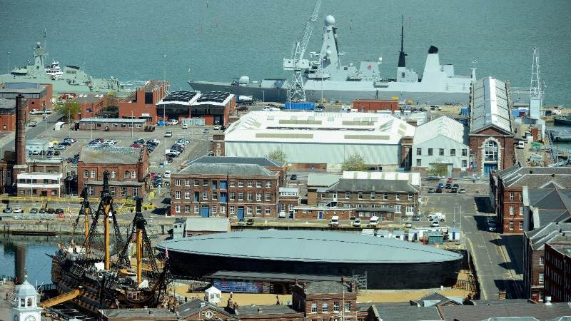 Uk Sets 37 Billion For Bae Systems Frigates Teletrader