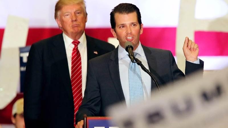 Secret Service denies it allowed Trump Jr.'s meeting