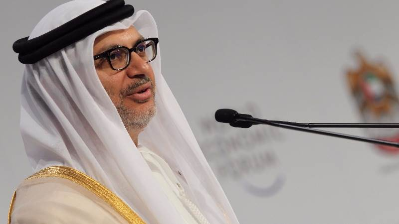 UAE urges international monitoring in Qatar crisis
