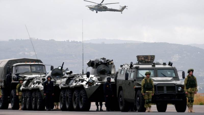 Russia reportedly deploys observers in Syria's Daraa
