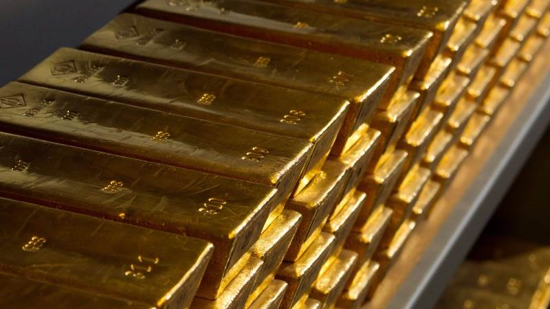 Gold ticks higher on receded rate hike hopes