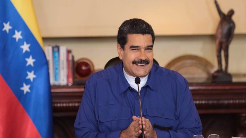 Trump: Maduro faces strong economic actions