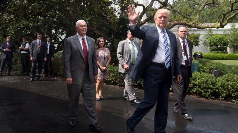 Trump happy with Made in America event