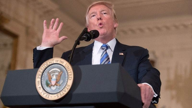 Trump calls for Obamacare repeal